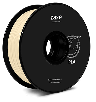 Zaxe Filament PLA Natural