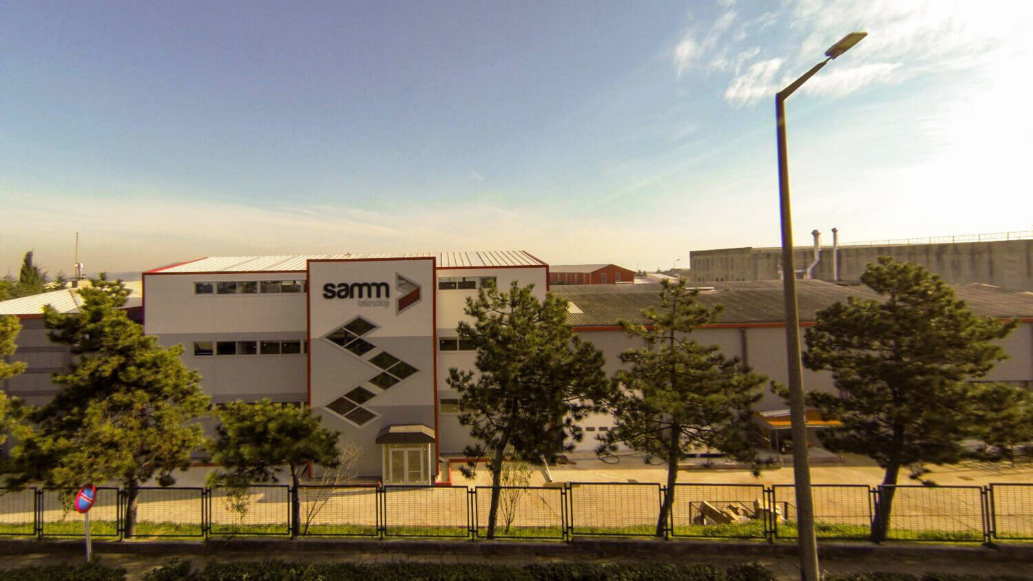 Samm Technology Factory