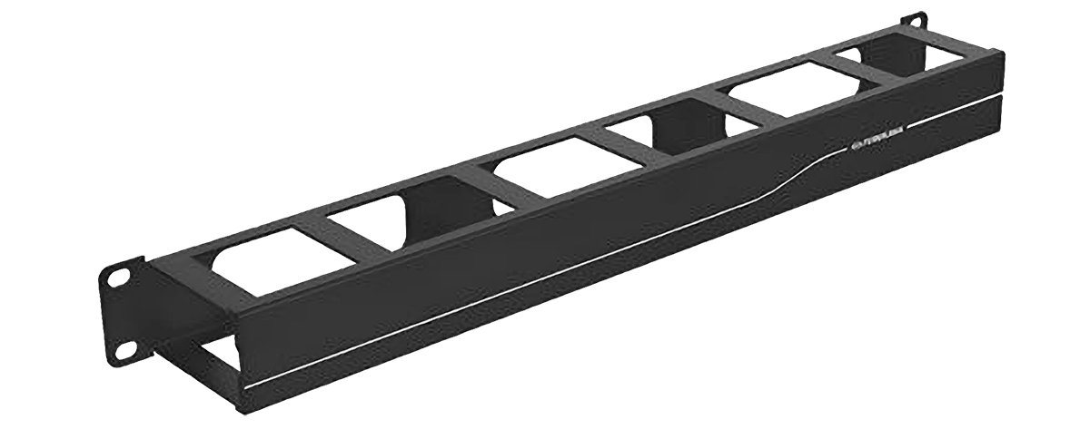 1U High Density Closed Horizontal Cable Guide - Furukawa Fisacesso