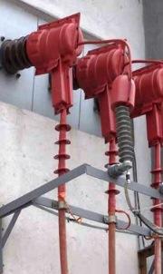Raychem Bushing Insulation Materials Forged Mv