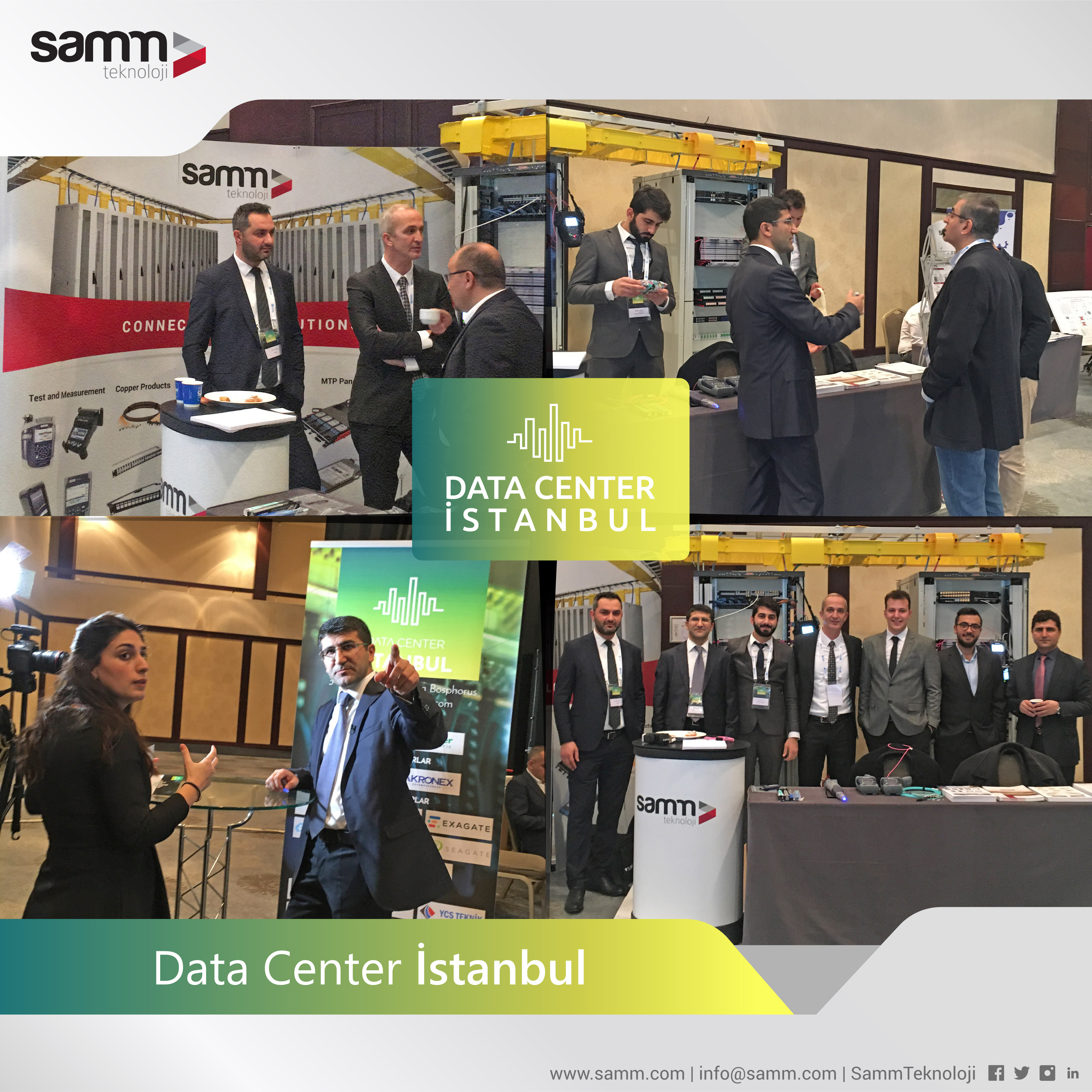 Our Participation at The Data Center Istanbul Exhibition