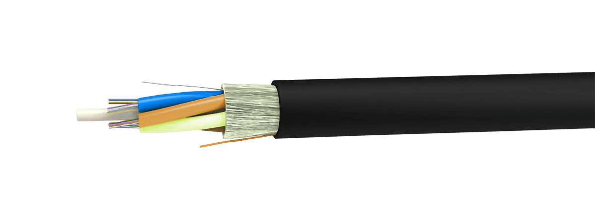 Duct/Aerial Dielectric Fiber Optic Cable - Furukawa Distribution Network Broadband Systems