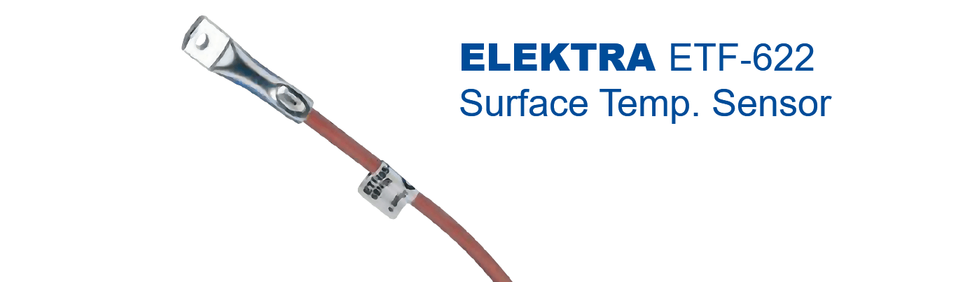 elektra- ETF-622 Pipe Temperature Sensor