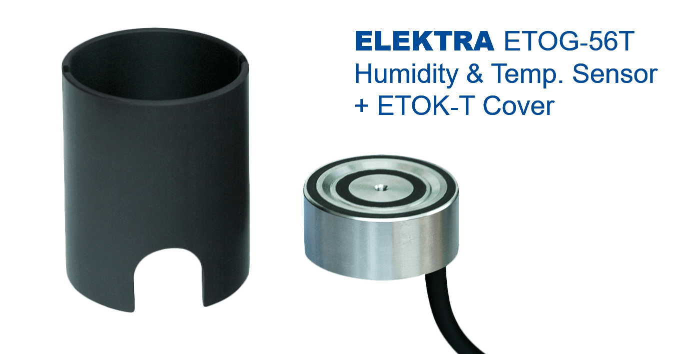ELEKTRA ETOG‐56T/ETOK‐T  Ground Temperature and Humidity Sensor | snow and ice melting