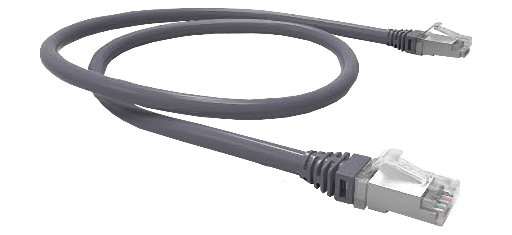 كابل شبكة باتش عكسي Shielded Patch Cord F/UTP CAT.6A