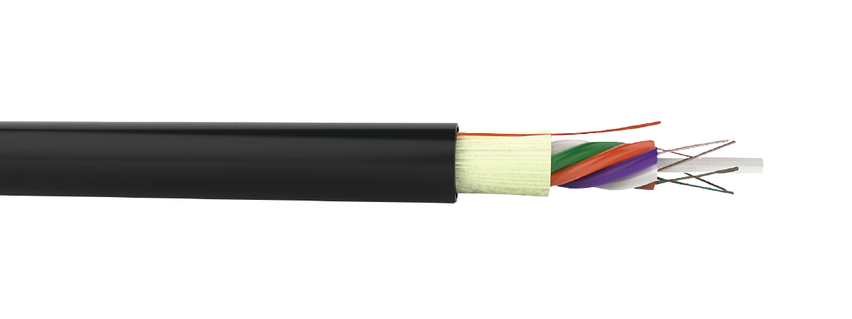 ADSS POWERGUIDE DT Short Span Aerial/Duct Optic Cable  - Furukawa Distribution Network Broadband Systems
