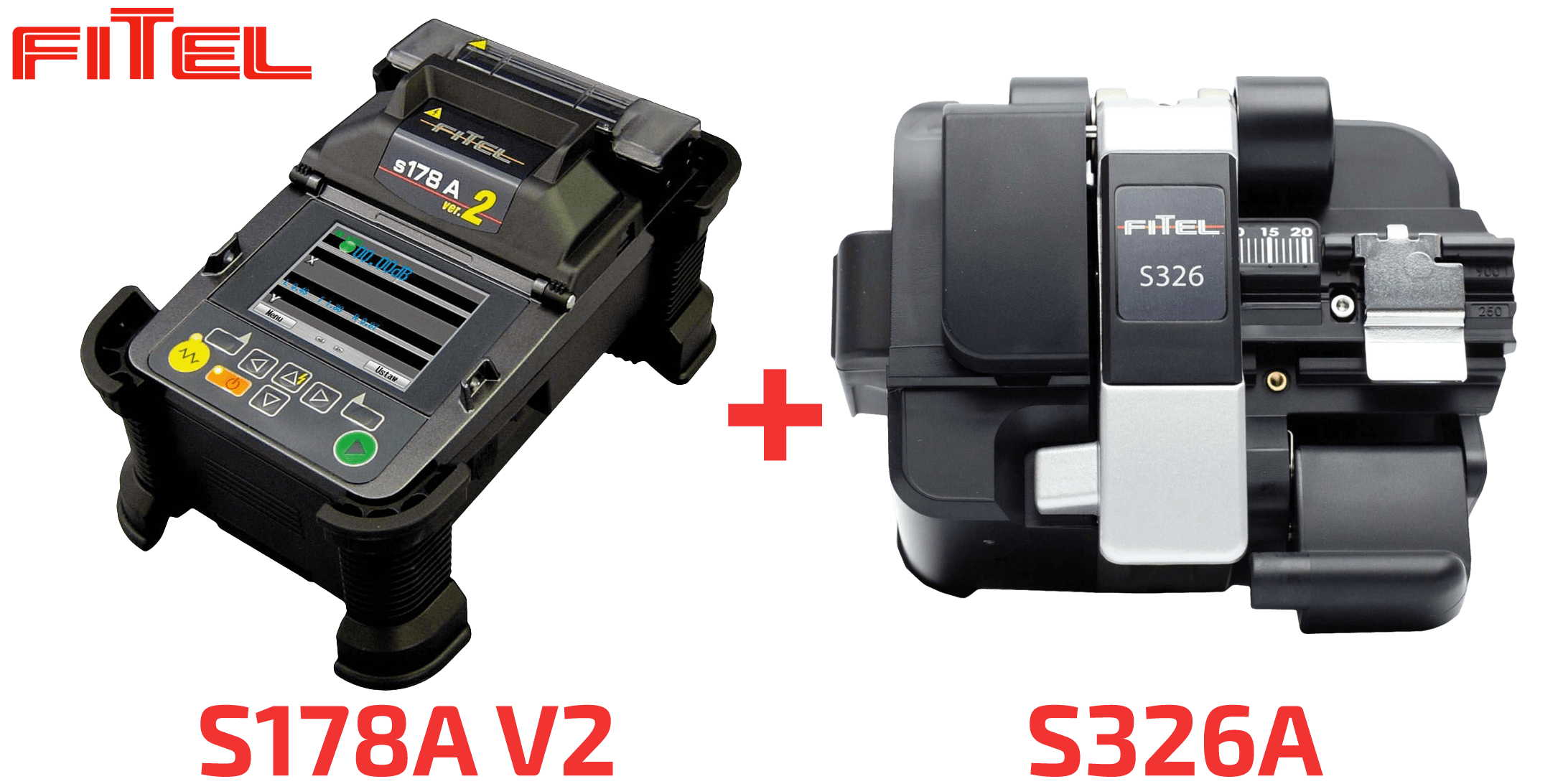 fusion-splicer-fitel-kit-s178a-v2-s326-cleaver