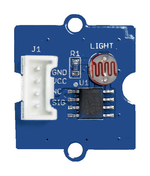 Grove Pi Light Sensor