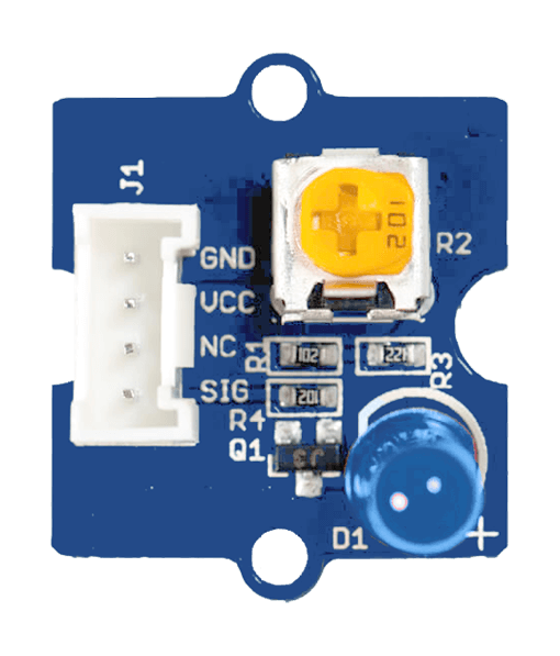 Grove Pi BLue LED