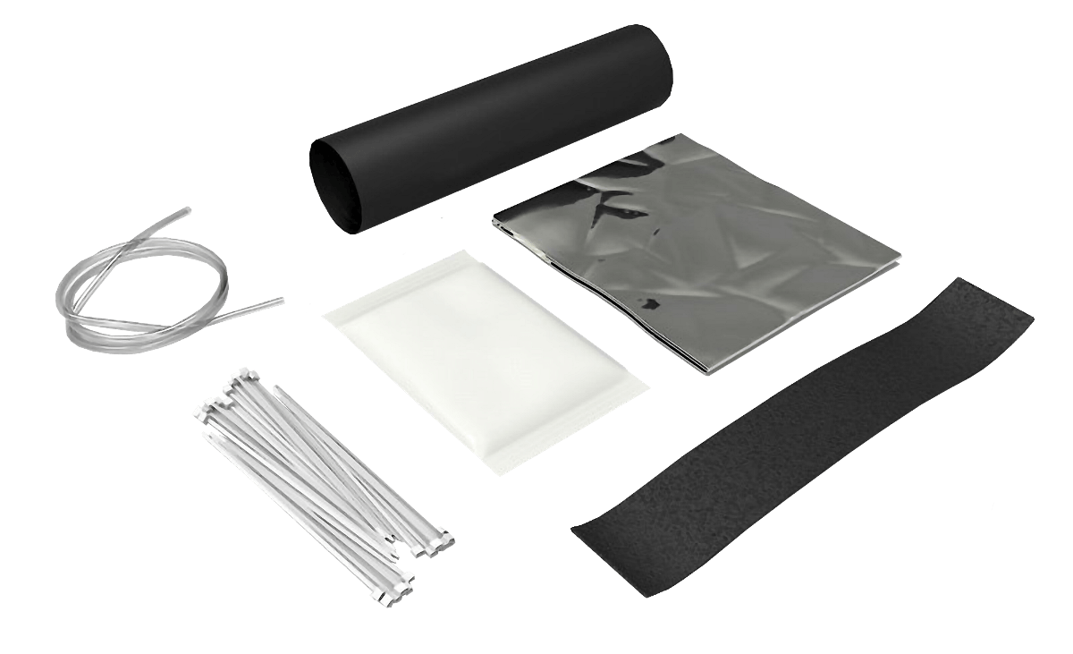 Heat Shrink Sealing Kit for Derivation Cables - Furukawa Distribution Network Broadband Systems