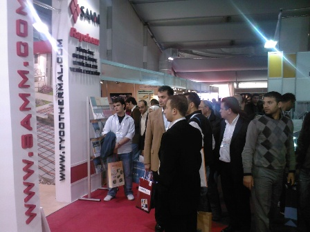 حضور SAMM Technology  في معرض Sodex 2008