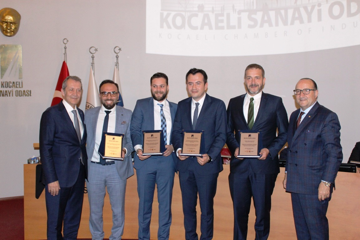 SAMM Teknoloji We Attended A Traditional Dinner Held By Kocaeli Chamber of Industry