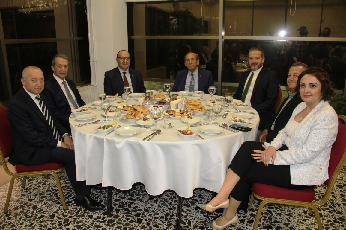 SAMM Teknoloji - We Attended A Traditional Dinner Held By Kocaeli Chamber of Industry