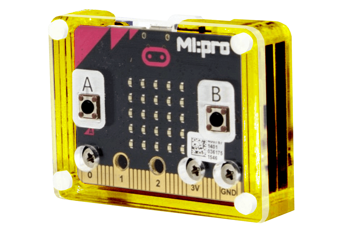 MI:Power micro:bit Protective Case Orange