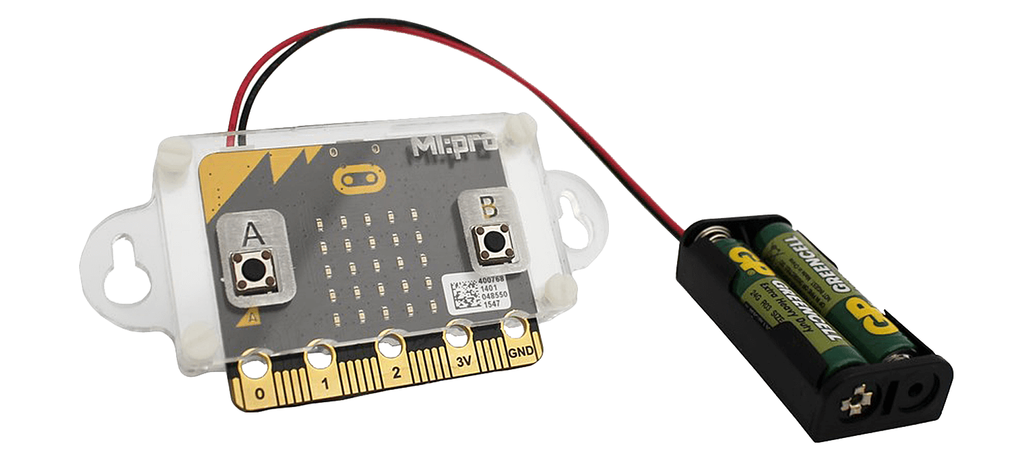 MI:Pro Mountable micro:bit Case