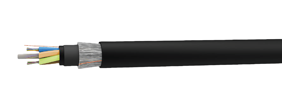 PFV Buried Dielectric Fiber Optic Cable - CFOA-X-DER-G (PFV) - Furukawa Distribution Network Broadband Systems