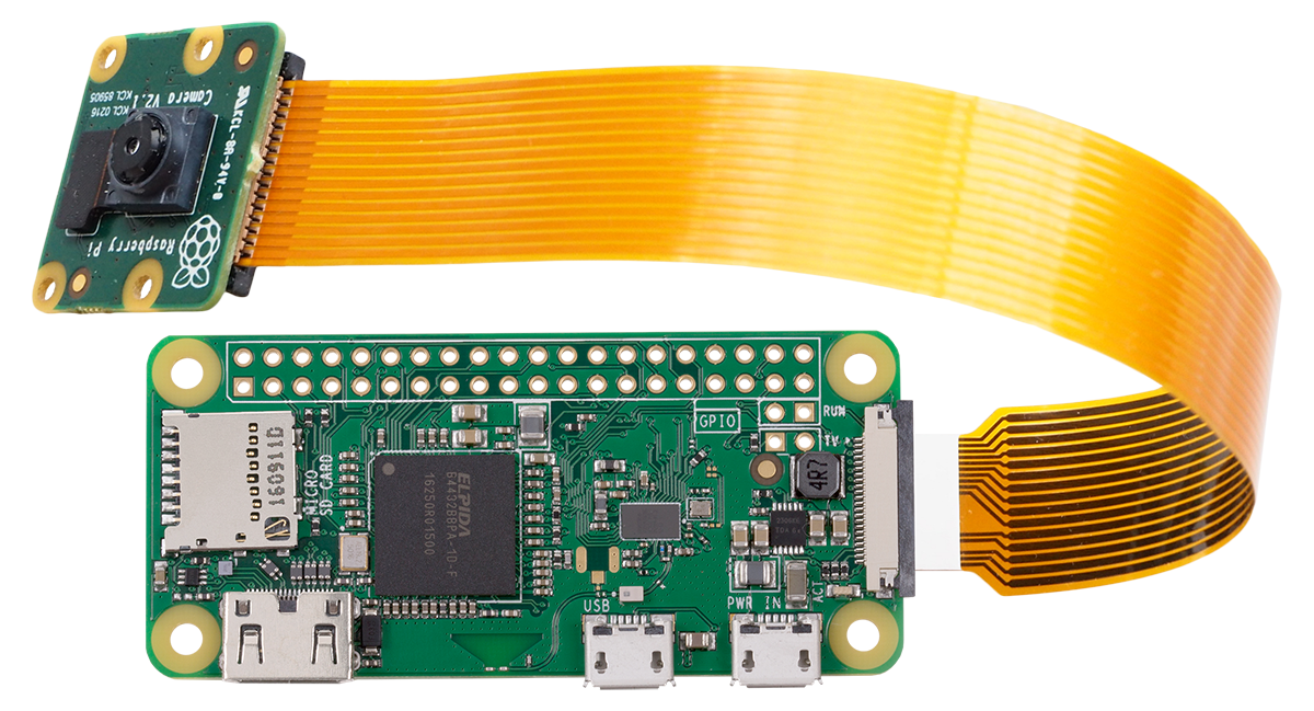 Raspberry Pi Zero Camera Cable
