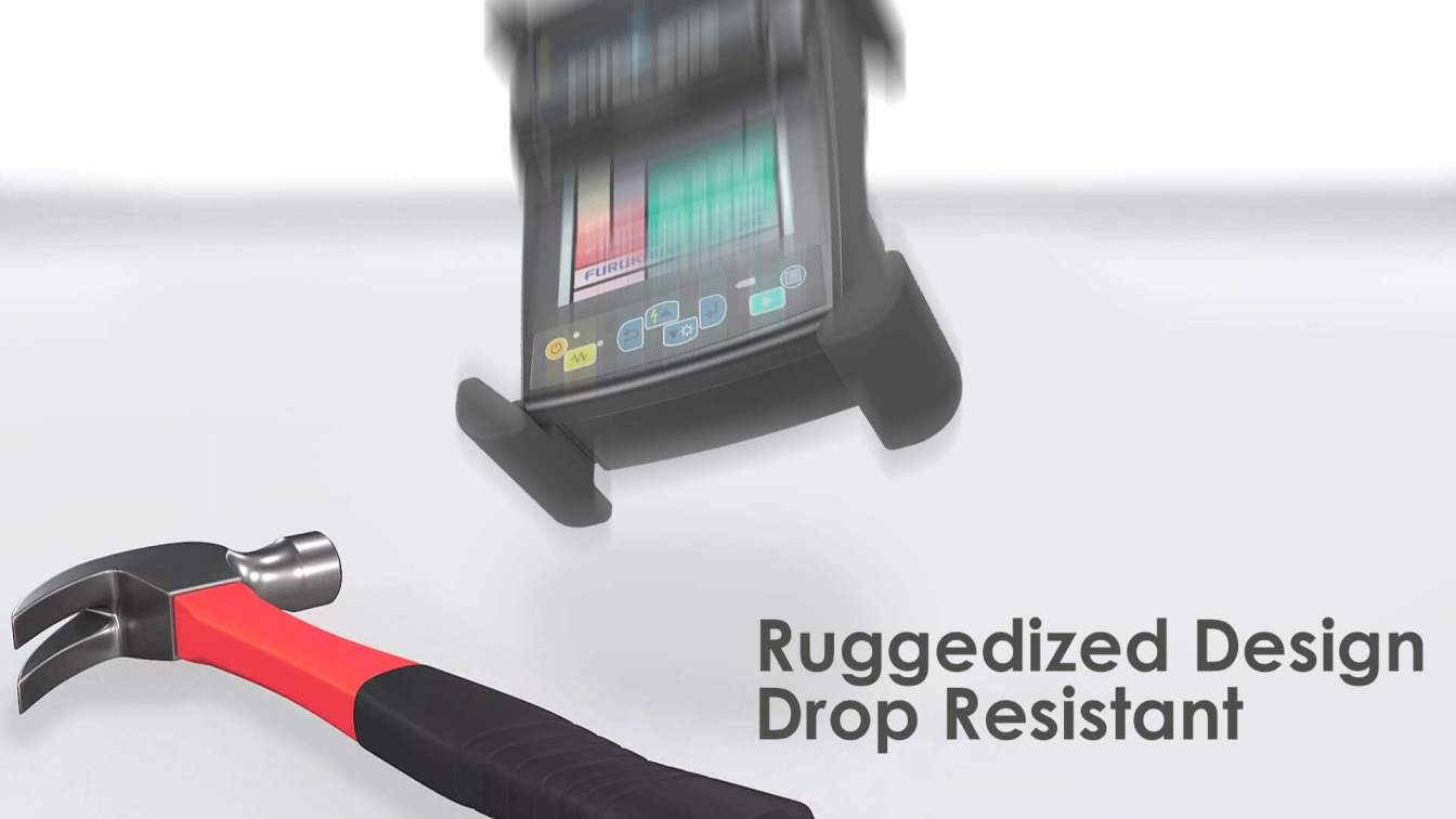 Fusion Splicing S179 - Ruggedized design - Drop resistant