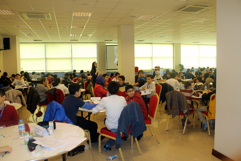 3rd Sudoku Competition Istanbul