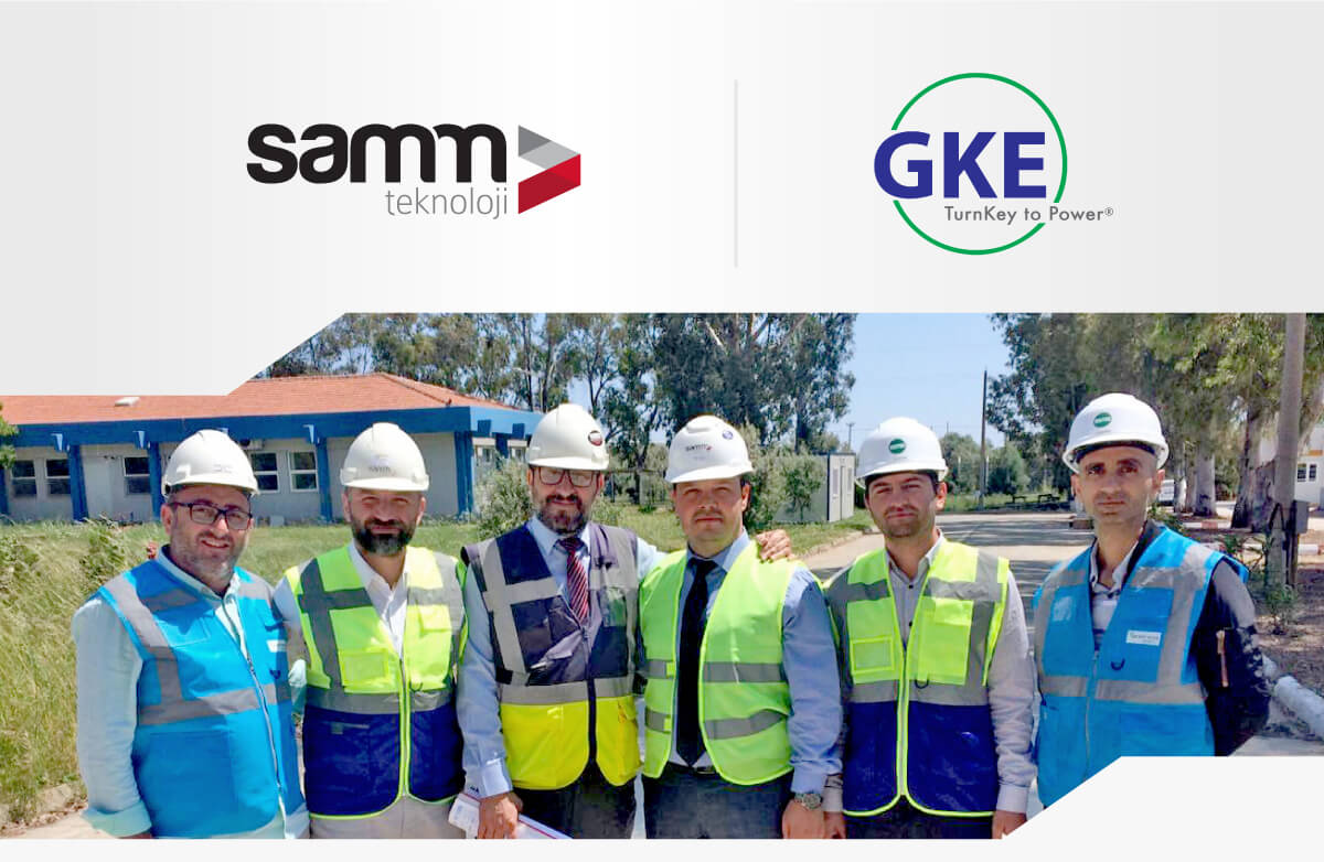 SAMM Teknoloji - We signed with GKE Energy for the Electrical Works of Kemerköy Thermal Power Plant