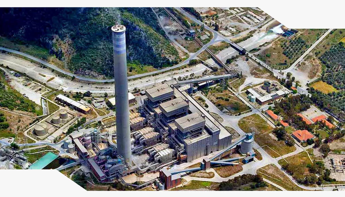 SAMM Teknoloji - GKE | Kemerkoy Thermal Power Plant
