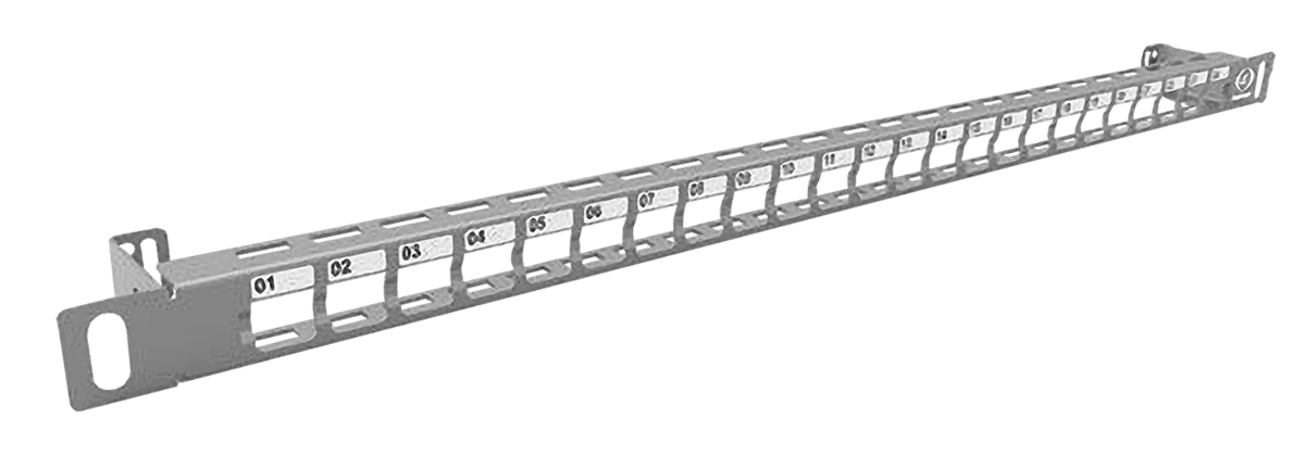 ½U Shielded Patch Panel  - Furukawa Fisacesso