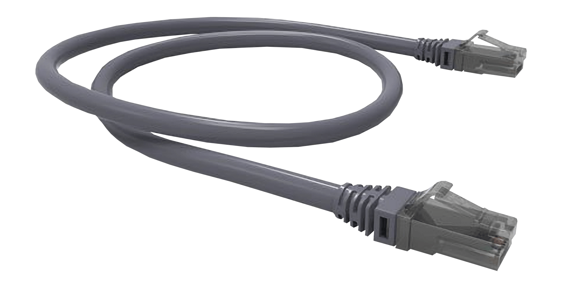 كابل شبكة نحاسي UTP CAT.6A Patch Cord