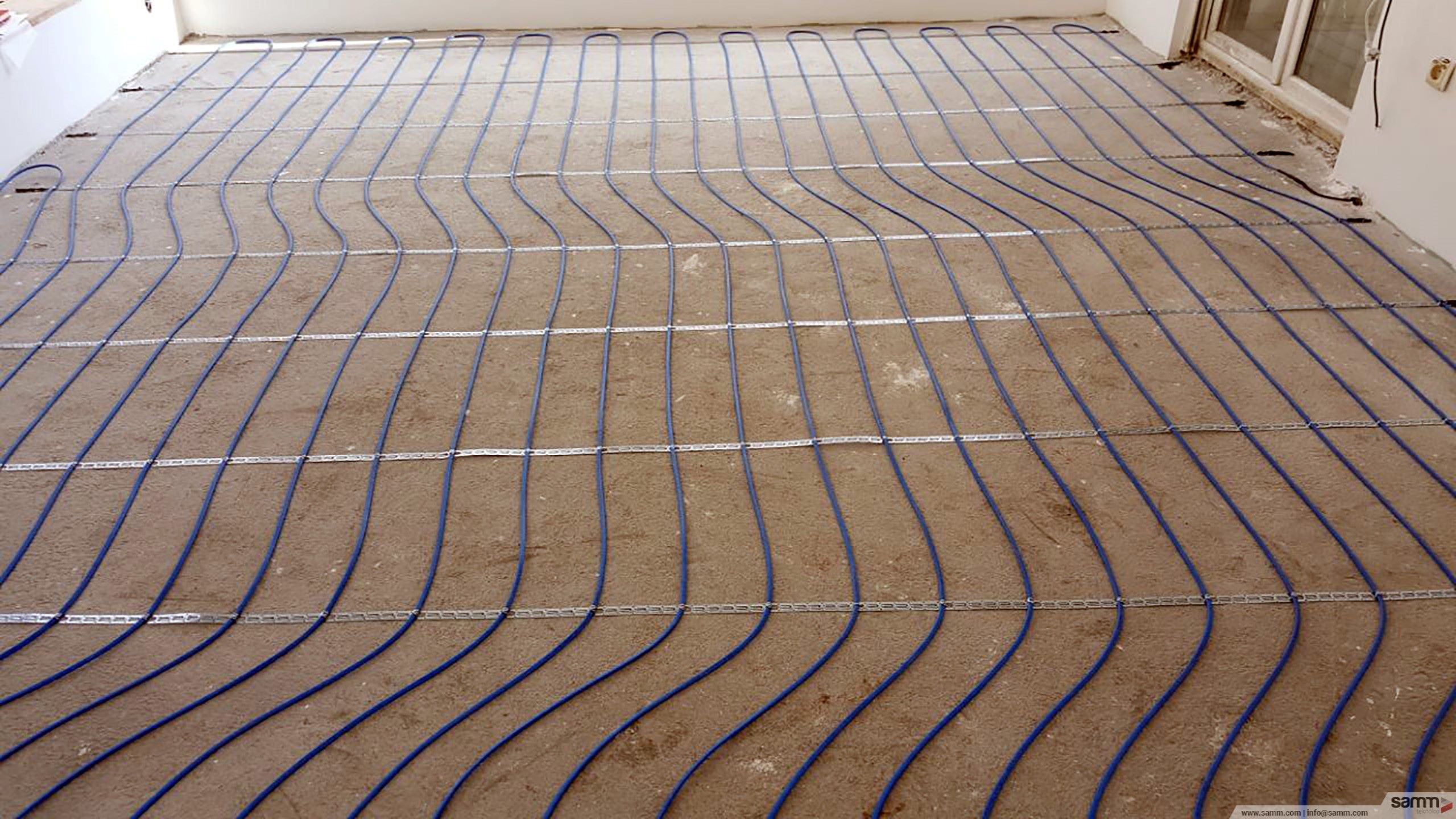 Samm Teknoloji | Electric floor heating