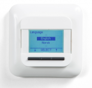 Raychem R-NRG-DM thermostat for floor heating