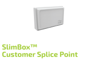 SlimBox™ Customer Splice Point