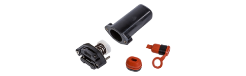 Raychem E-150 end seal kit for trace heating systems