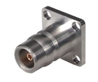 QN Straight Panel Receptacle (jack) 2
