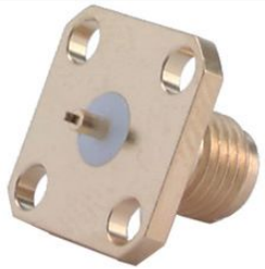 SMA Straight Panel Receptacle (jack) 17