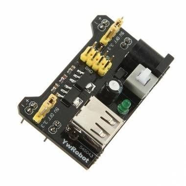 3.3V/5V Breadboard Power Card
