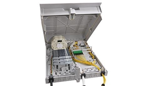 OptiBox32 Fiber Optic Termination Box