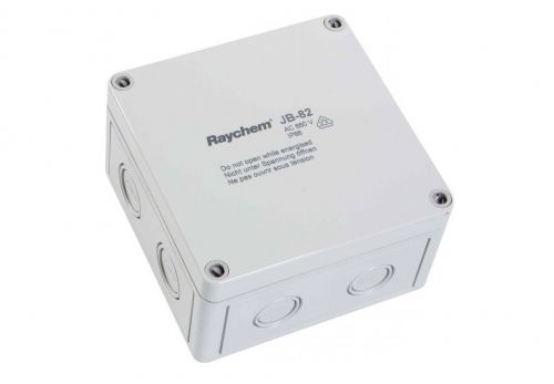 JB-82 junction box for trace heating systems