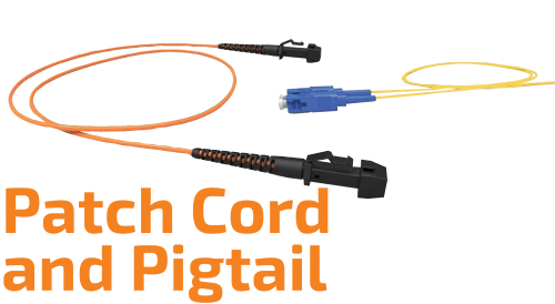Optical Patch Cord and Pigtail