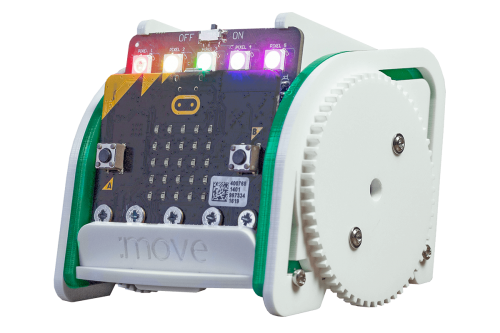 :Move Mini Buggy kit - micro:bit