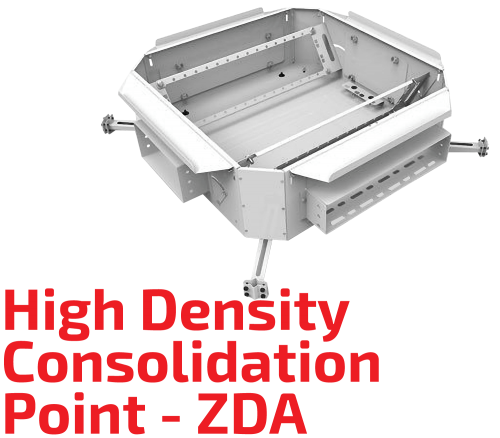 High Density Consolidation Point - ZDA