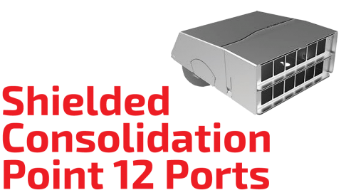 12 Ports Consolidation Point