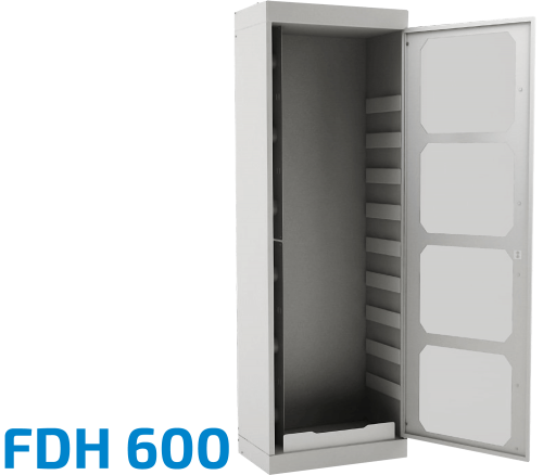 FDH 600 Fiber Optik Rack