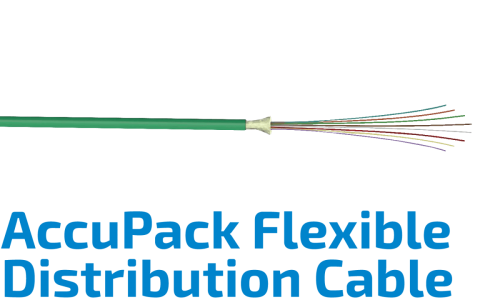 AccuPack Indoor Distribution Cable