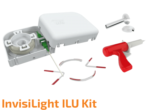 InvisiLight ILU - Fiber Optic Drop Kit
