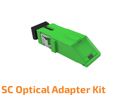 SC Optik Adaptör Kit