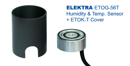 ETOG‐56T/ETOK‐T Ground Temperature and Humidity Sensor