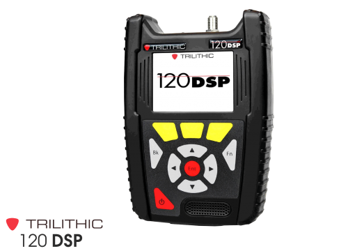 TRILITHIC 120 DSP MicroStealth CATV Basic Signal Level Meter