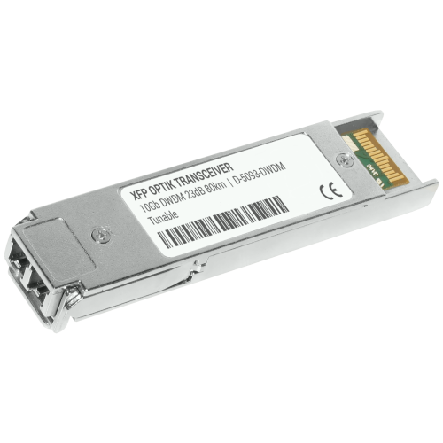 XFP DWDM Tuneable Transceiver | 10G 1550nm 32dB