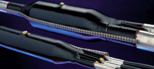 Heat Shrink Xaga 1000 Joint Closure System Tyco