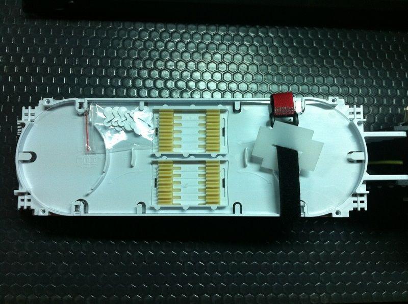 Fiber Optic Splice Box Fosc 400b4 S12 6 Ngv 72 Splicing