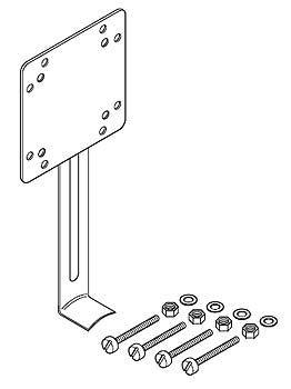 Jb Sb 26 Electric Heating Junction Box Support Bracket